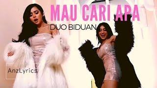 Download MAU CARI APA LIRIK | LYRICS ENGLISH SUBTITLE | DUO BIDUAN Mp3