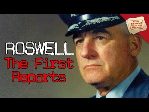 Roswell: The First Reports