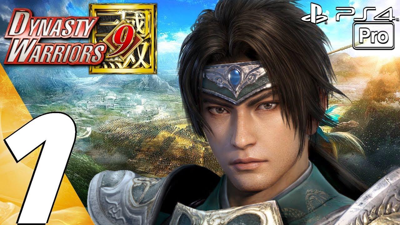 Dynasty Warriors 9 – Gameplay Walkthrough Part 1 – Prologue (PS4 PRO)