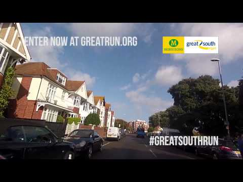 Morrisons Great South Run 2015 - 10 Miles in 2 minutes