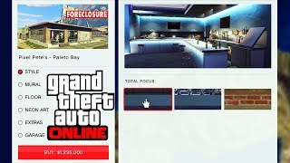 GTA Online - CHEAPEST ARCADE -  Pixel Pete's - Paleto Bay (The Diamond Casino Heist DLC Update)