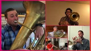 "Morning Notes with the Seattle Symphony Brass: ""My Spirit Be Joyful"""