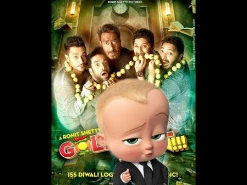 The Boss Baby || GO GO GOLMAAL||...