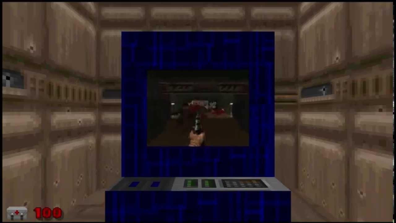 IDception: somebody has modded Doom to run Doom and