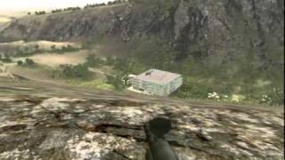 ARMA armed assault gameplay: the hotel