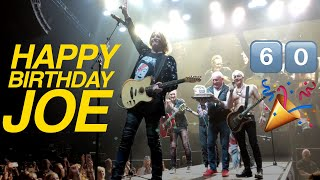 Celebrating Joe Elliott's 60th Birthday - Def Leppard