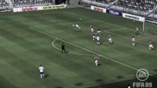Fifa 09 PS3 Bicycle kick Marcelo Balboa Re-Make