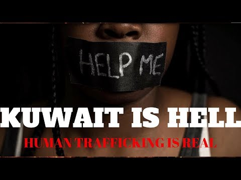 """KUWAIT IS HELL""- CAMEROONIAN HUMAN TRAFFICKING SURVIVOR SHARES HER ORDEAL."