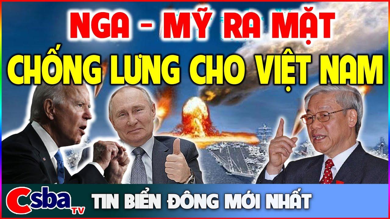 Quá Tuyệt Với, 96 Triệu Dân Nín Thở Khi Nghe Tin Hết Mỹ Đến Nga Ra Mặt Giúp Đỡ Việt Nam Trên BĐ