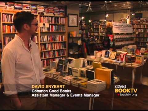 C-SPAN Cities Tour - Saint Paul: Common Good Books