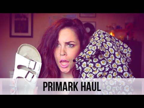 Primark Haul | Roisin Thora