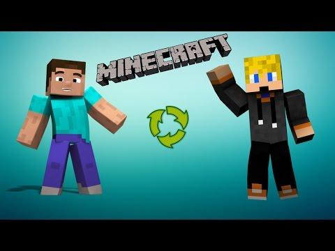 Minecraft (Premium) Skin Yükleme ve Değiştirme (YENİİ!)