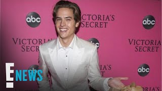 Dylan Sprouse Brings GF Barbara Palvin Burgers After Her VS Show   E! News
