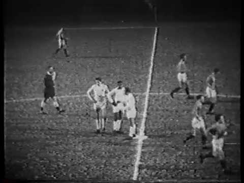 Dunfermline Athletic FC v Valencia 1962-12-19