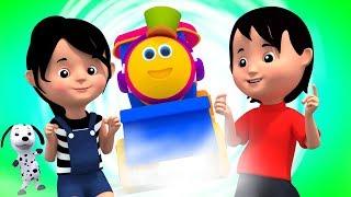 Kids Tv Russia - детские рифмы kiindergarten для детей