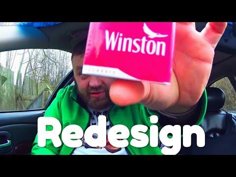 Winston Classic редизайн
