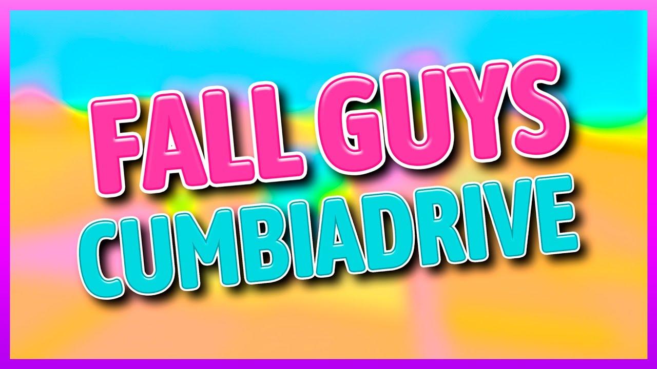 👑 FALL GUYS THEME - CUMBIA DRIVE