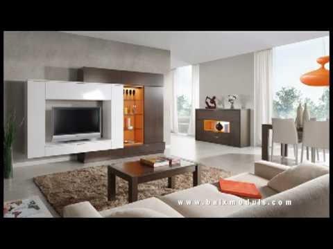 Comedores modernos ambientes youtube - Pintura comedor moderno ...