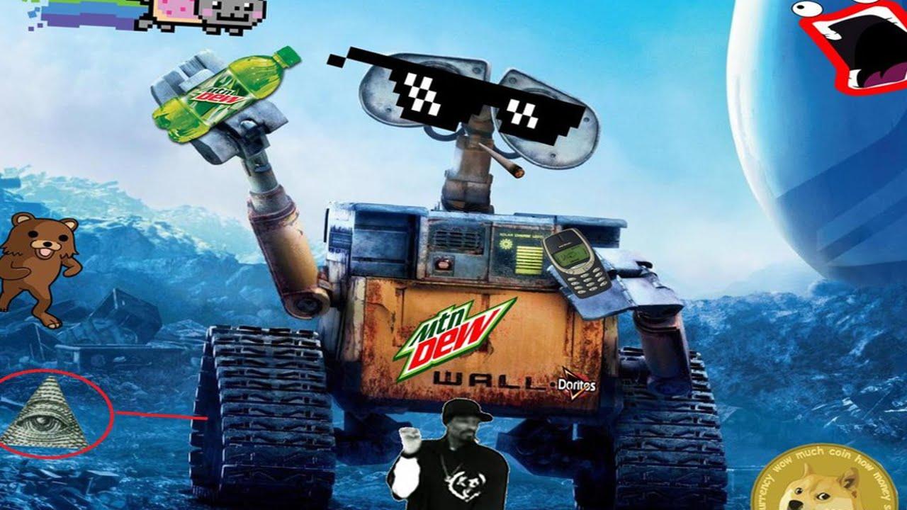 MLG Wall-e