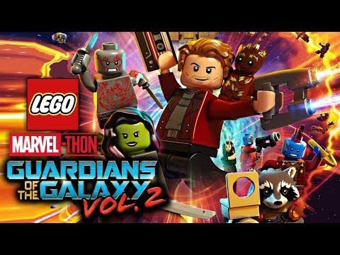 Guardians of the Galaxy Vol. 2 - LEGO Marvel-thon!