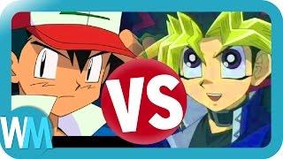 Pokémon VS. Yu-Gi-Oh!