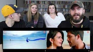Telusa Telusa Video Song REACTION! | Sarrainodu | Allu Arjun,Rakul Preet