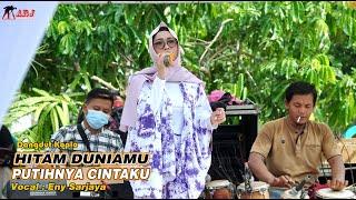 Hitam Duniamu Putihnya Cintaku ( Video Cover Official Musik ) Vocal Eny Sarjaya // Dangdut Koplo