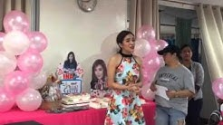 Ina Feleo Birthday at Blessed Family Homecare