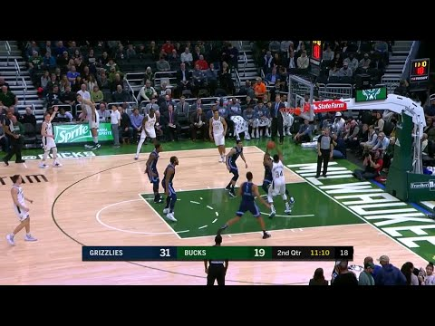Bucks - Grizzlies top Bucks 116-113 as Milwaukee drops first home game