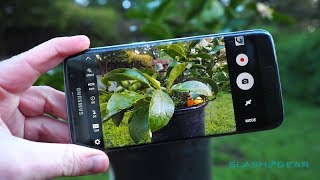 Samsung Galaxy S7 Edge Camera Features & Reviews !