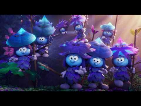 los pitufos The smurfs (french: les schtroumpfs dutch: de smurfen) is a belgian comic franchise centered on a fictional colony of small, blue, human-like creatures who live in mushroom-shaped houses in the forest.