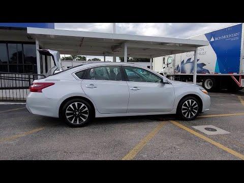 2018 Nissan Altima Orlando, Sanford, Kissimme, Clermont, Winter Park, FL 5644P