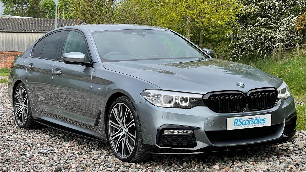 Download BMW 530D XDRIVE M SPORT   RS Car Sales XNZ