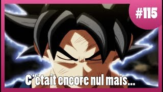C'était encore nul mais... - Dragon Ball Super #115