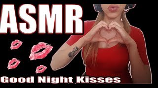 {ASMR} Role Play | Giving you Kisses | 💋