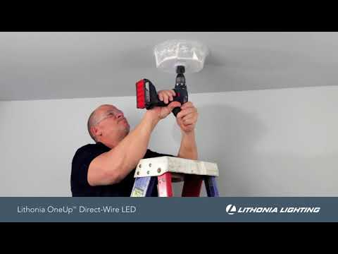 Lithonia OneUp™ Installation Video