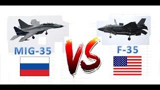F 35 Vs Mig 35