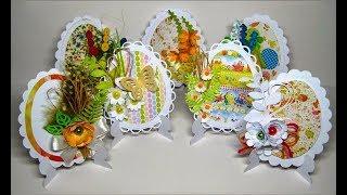 Красивые открытки с днем Пасхи