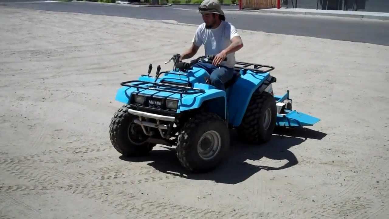 Yamaha Mower