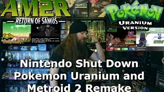 Nintendo Shut Down Pokemon Uranium and Metroid 2 Remake - AlphaOmegaSin