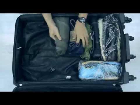 Cara Packing Koper Paling Efektif untuk Perjalanan Panjang