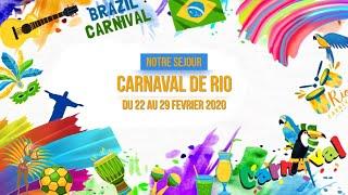 Club Voyage Event - Séjour Carnaval de Rio 2020