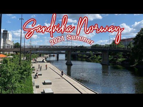 Sandvika Storsenter Summer