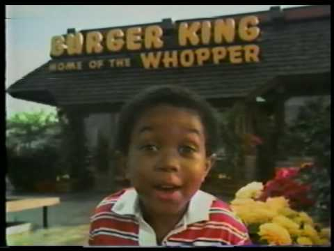 Agree, burger commercial king midget new agree