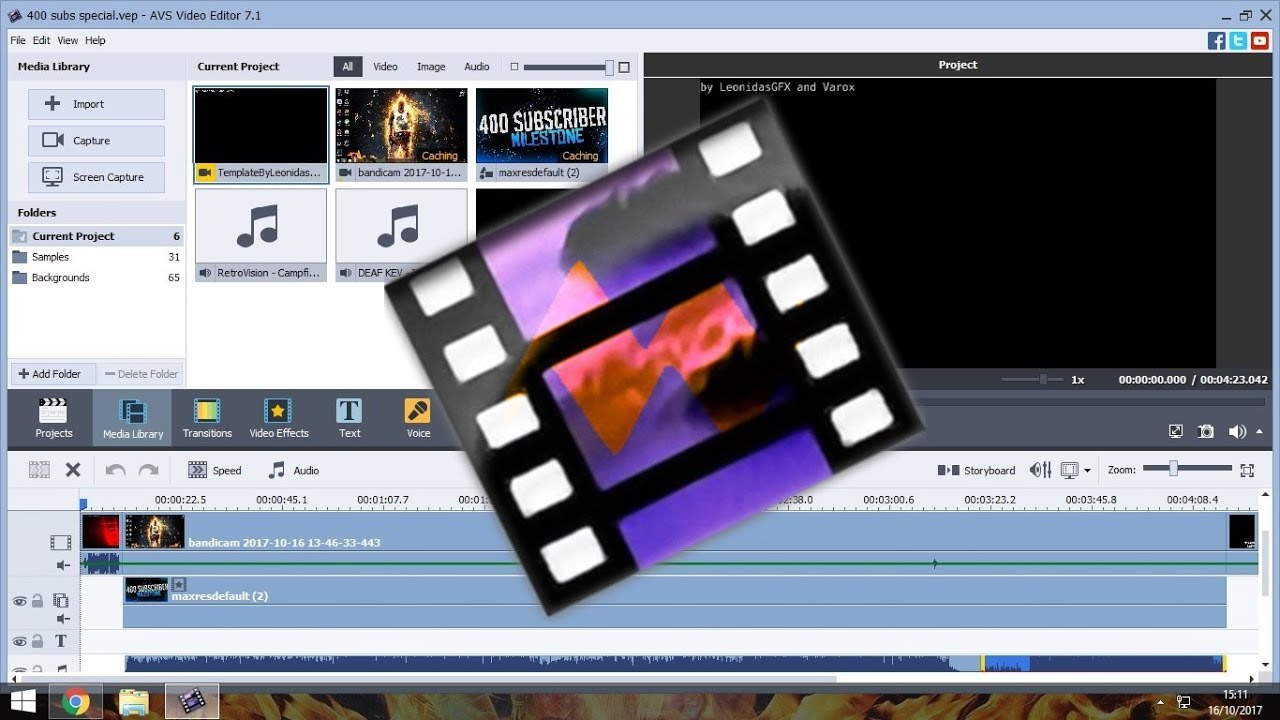 how to get Download Insattall AVS Video Editor 6,2 + 7,2