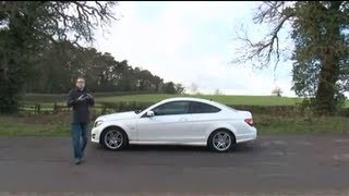 Mercedes C Class Coupe -- Fifth Gear Web TV