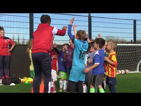Bristol Sport Foundation - Tech for Good video