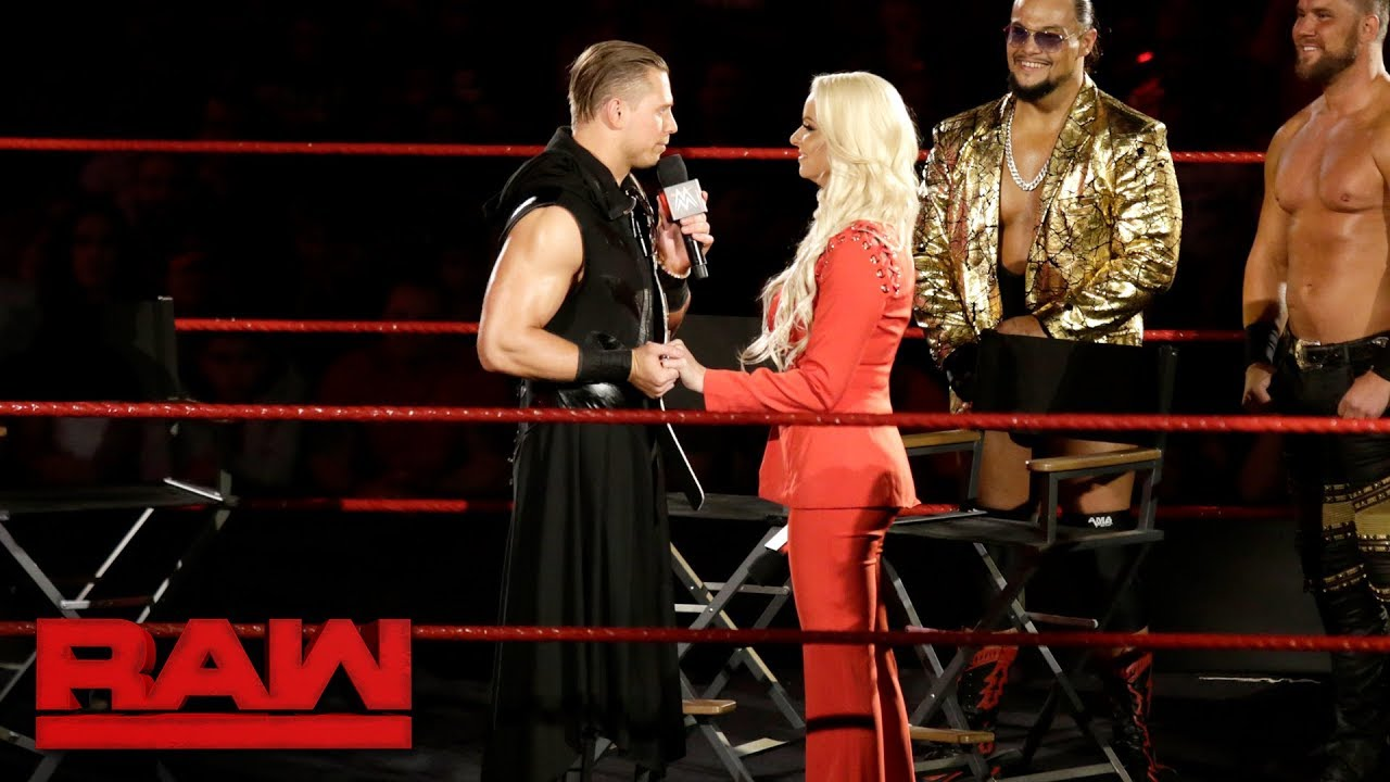 Is the miz still dating maryse in 2012