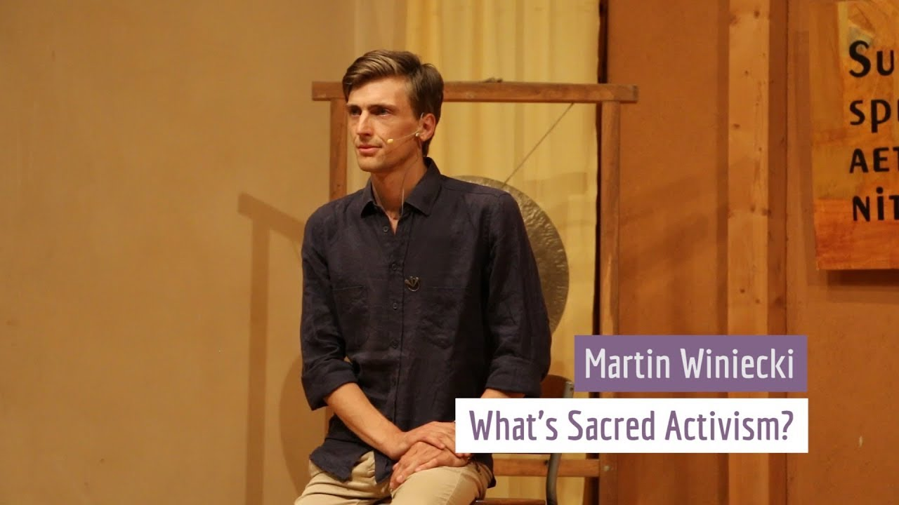 Defend the Sacred - What is Sacred Activism?