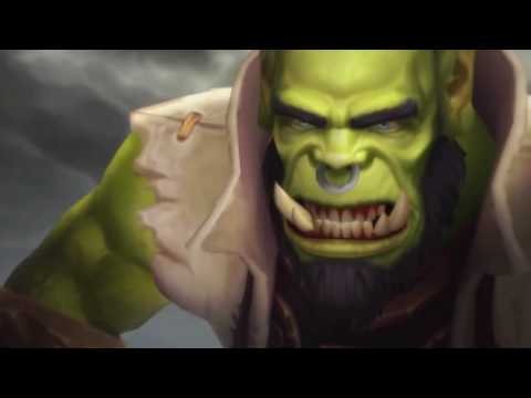 Nagrand Finale Music - Composed by Neal Acree